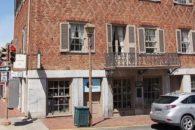 Exterior photo of the inn.