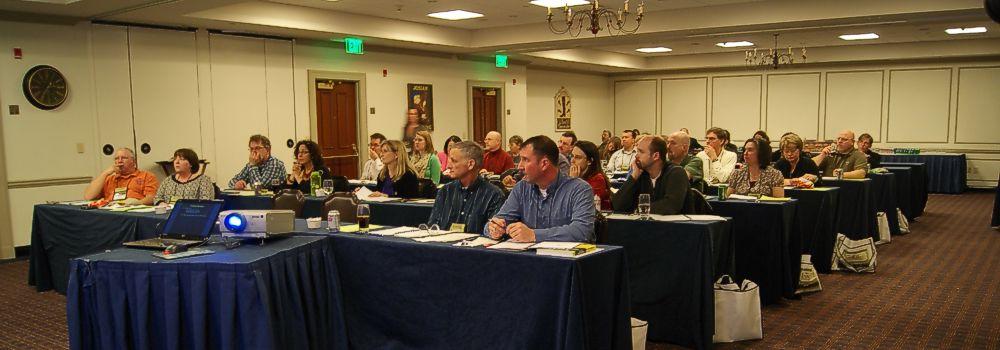 View of aspiring seminar