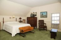 View of bedroom.